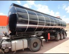طراحی و ساخت تانکر حمل قیر